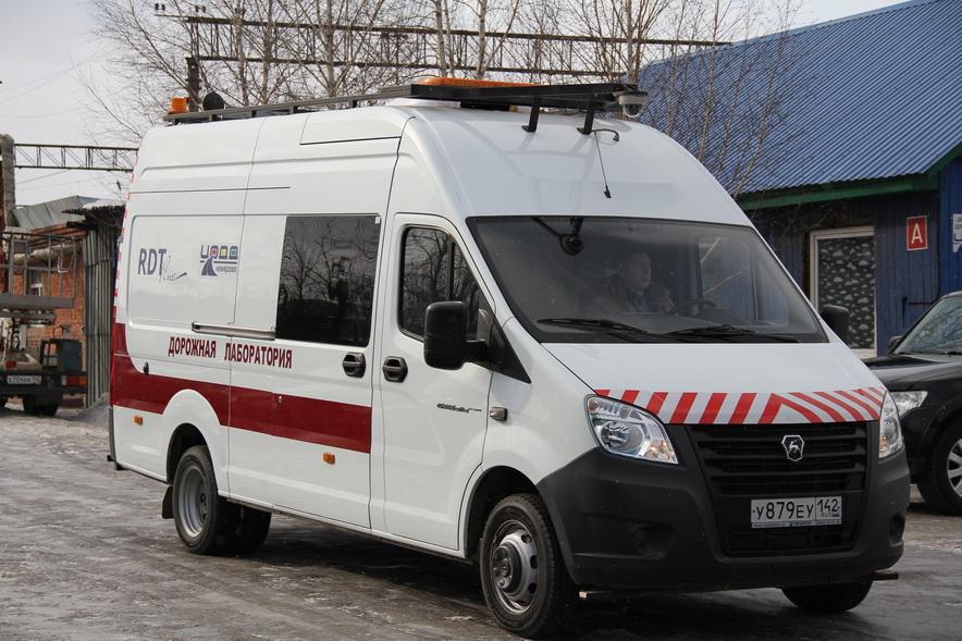 Колейность на дорогах Кемерова будет выявлять передвижная лаборатория