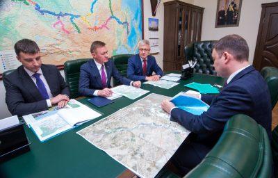 Строительство дороги в обход Кемерова могут включить в перечень приоритетных проектов