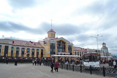 На железнодорожном вокзале в Новокузнецке появится новая услуга