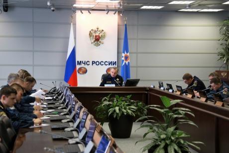 ВКемеровской области ввели режимЧП из-за пожара
