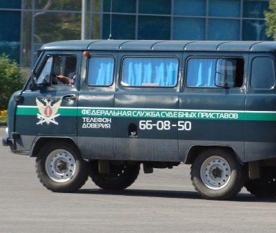 В Юрге приставы арестовали два сталеразливочных ковша на машиностроительном заводе