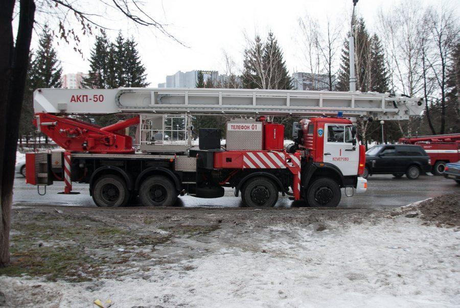 ВТЦ «Зимняя вишня» все эвакуационные выходы были закрыты— МЧС