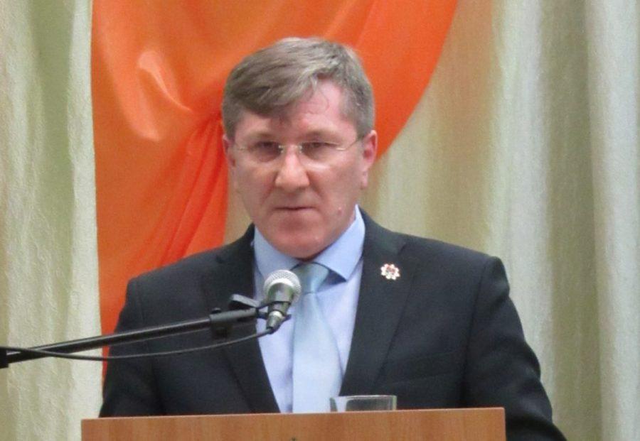 Избран глава Юргинского района