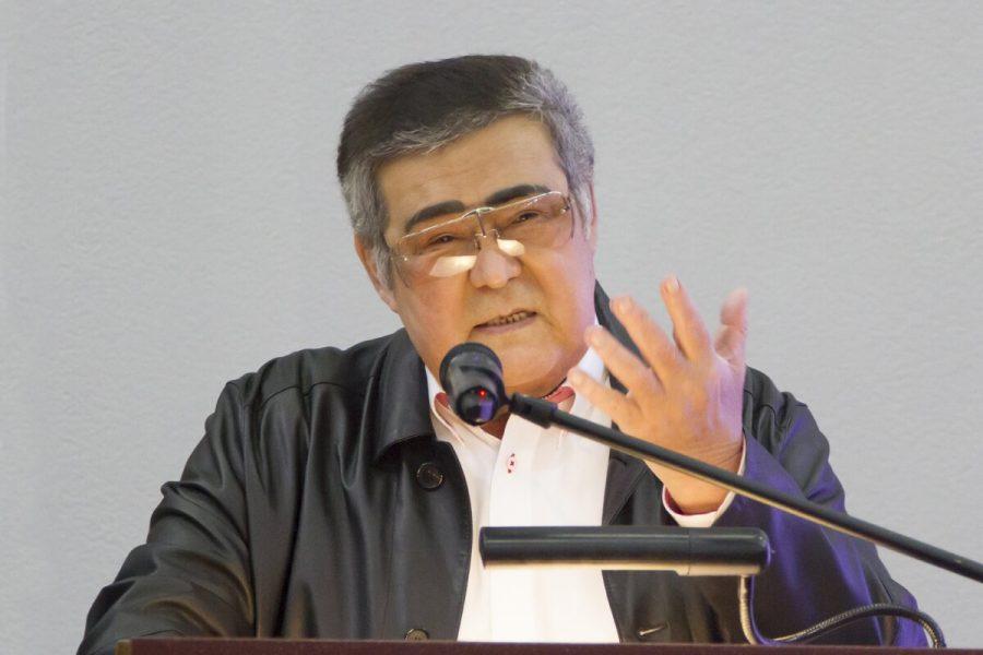 Аман Тулеев прокомментировал итоги выборов президента РФ в Кузбассе