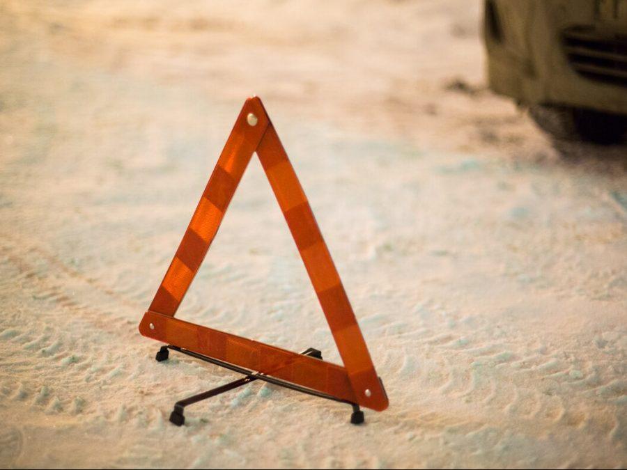 В Новокузнецке столкнулись маршрутка и «легковушка», к ликвидации последствий ДТП привлекали МЧС