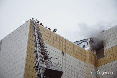 Глава МЧС: число погибших при пожаре в кемеровской «Зимней вишне» выросло до 64 человек