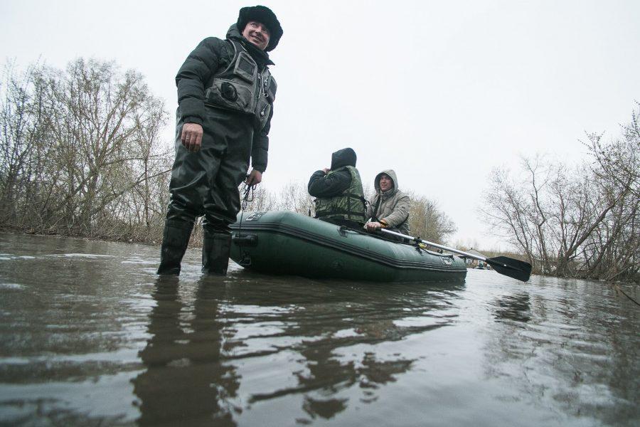 Названы сроки навигационного сезона в Кузбассе в 2018 году