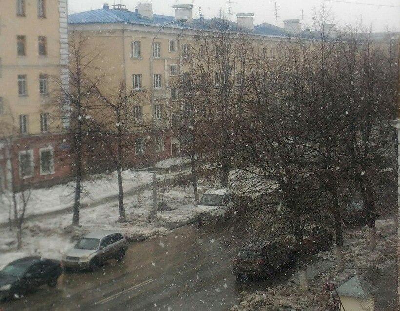 Синоптики: погода в Кузбассе ухудшилась из-за атлантического циклона