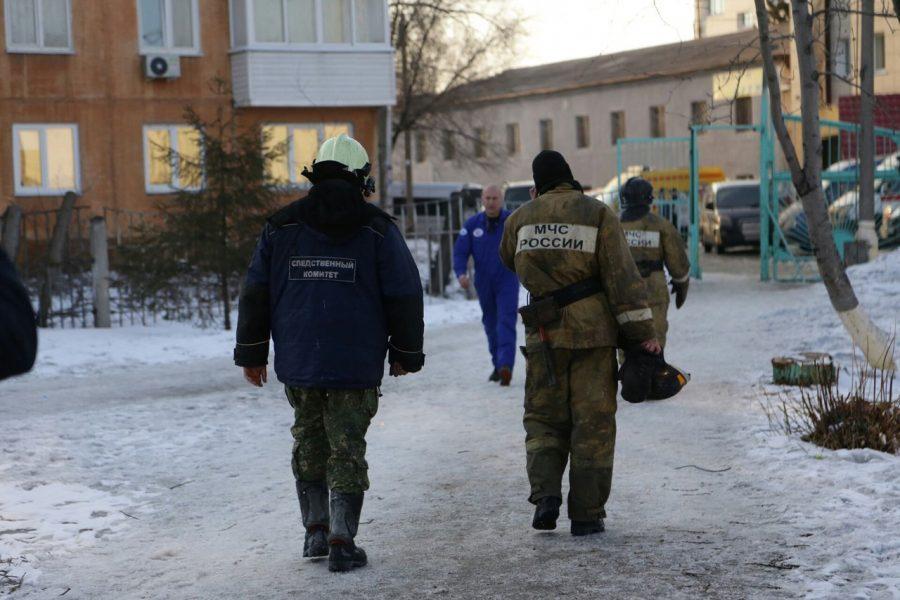 МЧС может закончить  работы наместе пожара вКемерово доконца суток