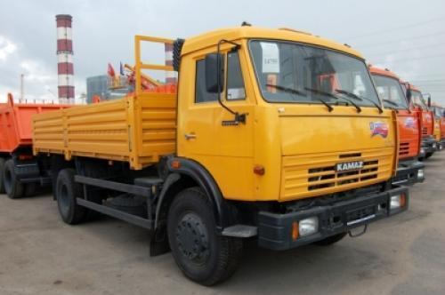 В феврале рынок новых грузовых авто в России вырос на 40%