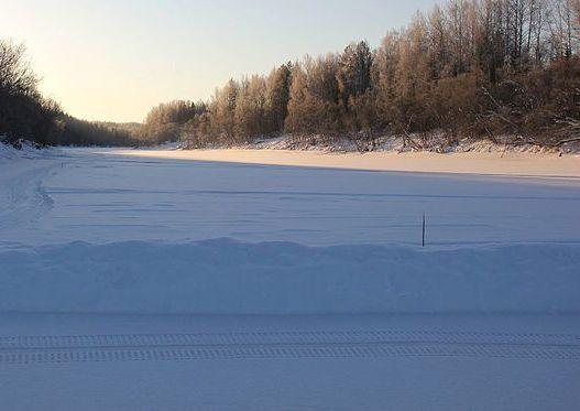 В Кузбассе закрыли 10 ледовых переправ