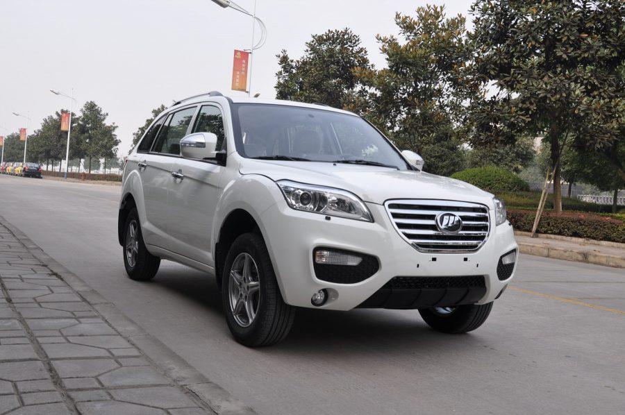 В феврале продажи китайских авто в России увеличились на 17%