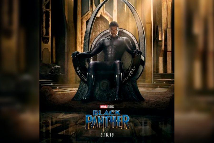 Кинокомикс «Чёрная Пантера» стал лидером российского проката в минувшие выходные