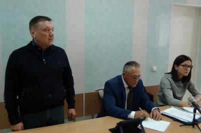Апелляция экс-главы ГИБДД Кузбасса Юрия Мовшина поступила в суд