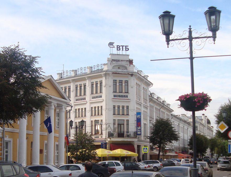 В 2017г. банк ВТБ выдал кузбасским учреждениям 42 млрд руб.