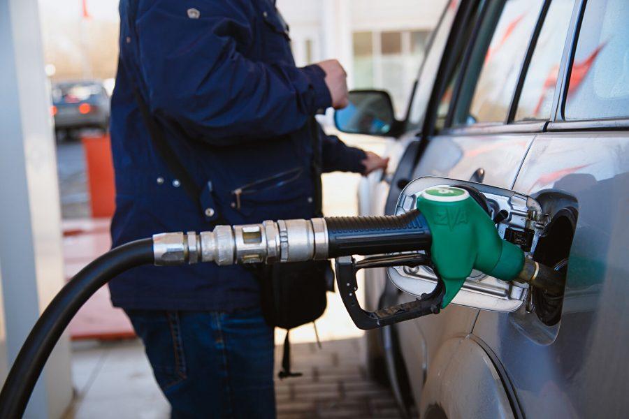 Сколько стоил бензин в Кемерове в начале марта