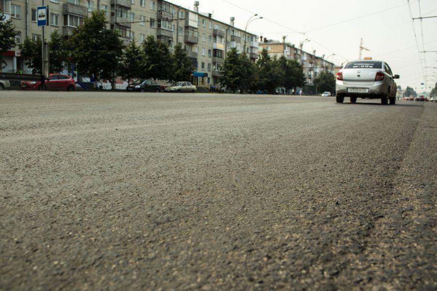 В 2018 году в Кемерове число мест концентрации ДТП уменьшат до 13-ти