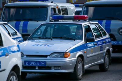 С начала года в Кемерове оштрафовали более трёх тысяч водителей за непропуск пешеходов
