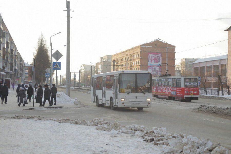 Опубликовано расписание кемеровского общественного транспорта в праздничные выходные