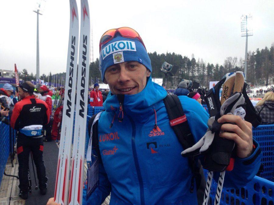 Кузбасский лыжник Бессмертных выиграл марафон в финале Кубка России