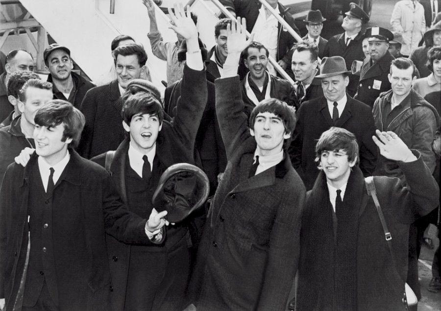Редкие снимки первых гастролей The Beatles ушли с аукциона за $357 тыс
