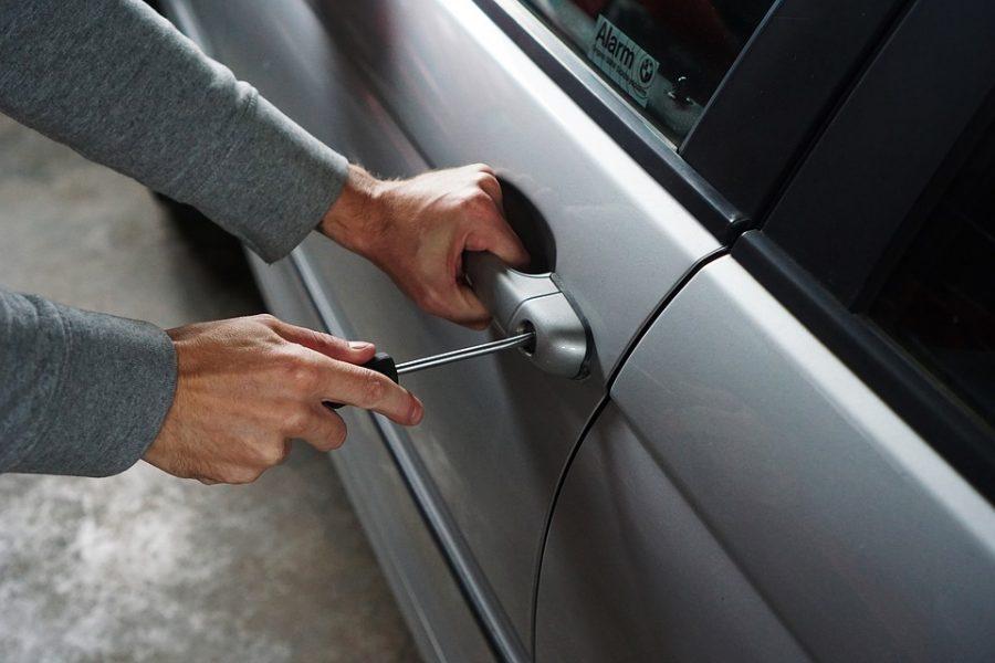 Самые известные методы угона авто назвали вМВД РФ