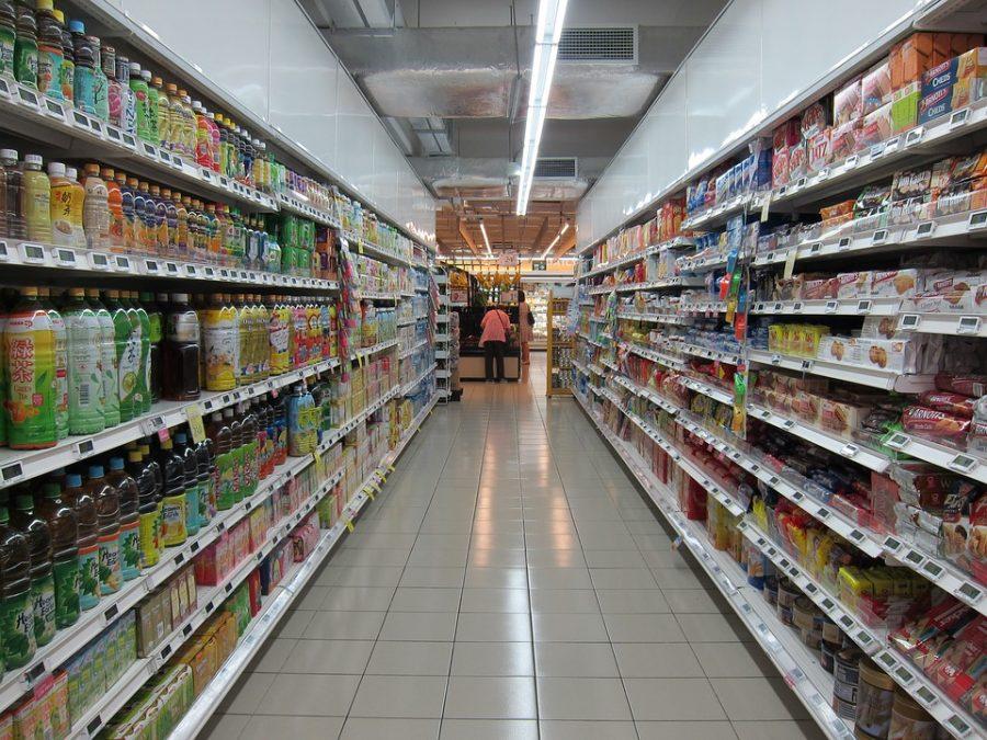 В феврале средний чек россиян за один поход в магазин увеличился до 534 рублей