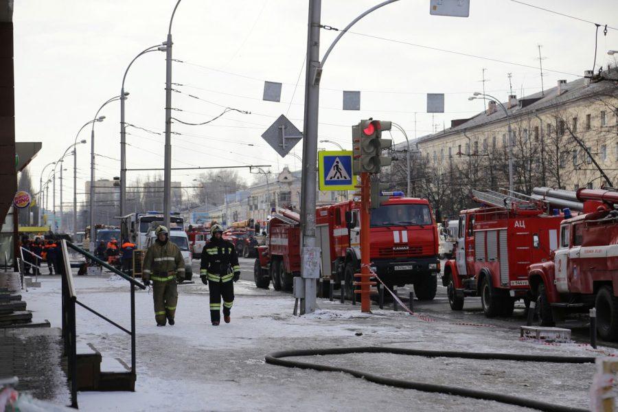 Число пострадавших впожаре вТЦ «Зимняя вишня» возросло до 79