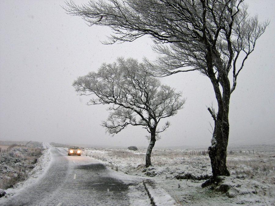 Кузбассовцев предупреждают об ухудшении погоды 7-го и 8-го марта