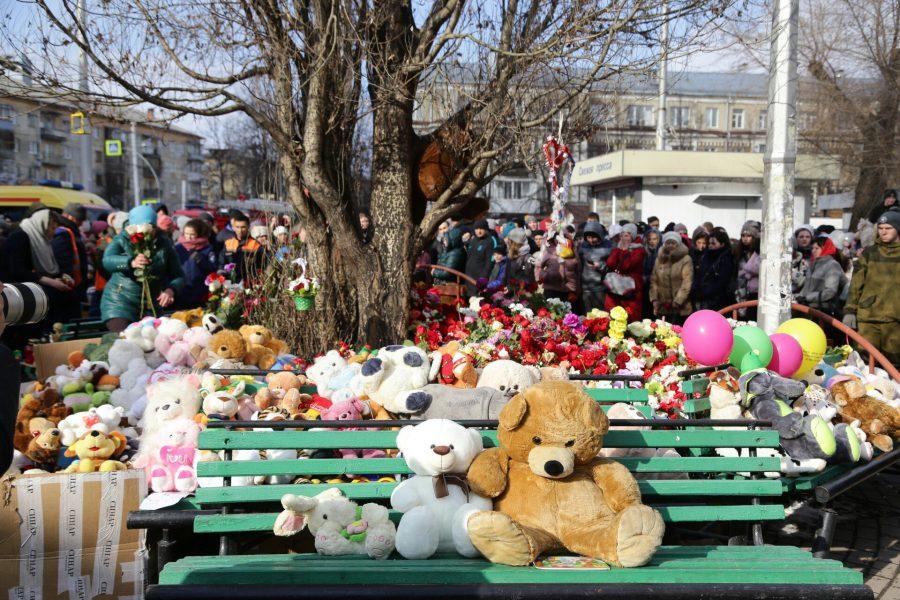 Мэр Кемерово поведал осквере наместе сгоревшей «Зимней вишни»
