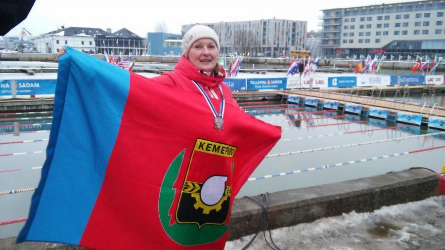 Кемеровчанка выиграла бронзовую медаль на чемпионате мира по зимнему плаванию