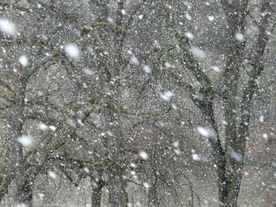 В МЧС предупредили кузбассовцев о метелях, гололёде и ветре