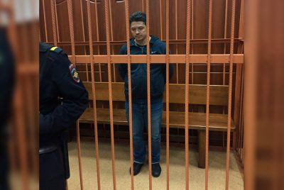 Кемеровский суд арестовал третьего обвиняемого по делу о пожаре в ТРК «Зимняя вишня»