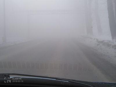 Синоптики назвали причину образования смога в Кемерове