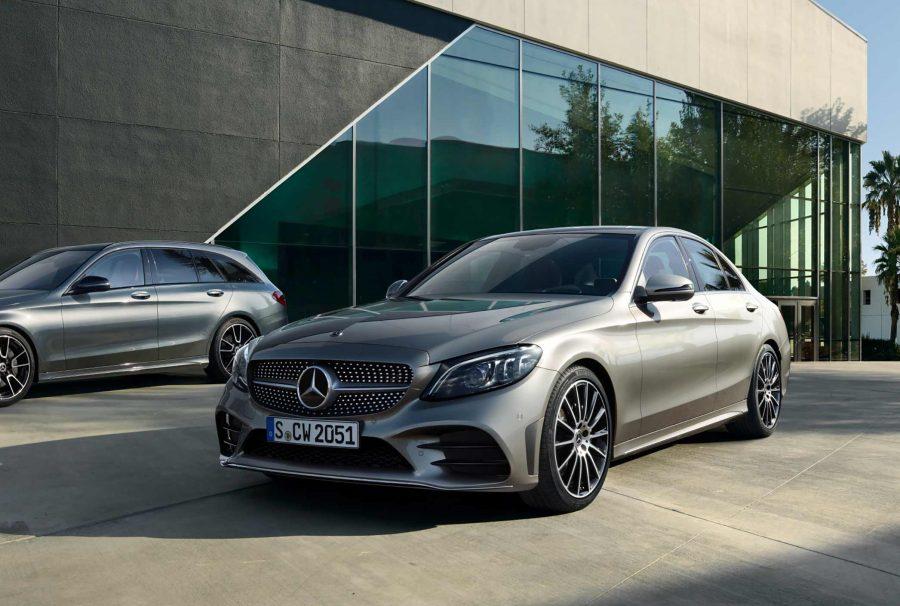 Из-за проблем с подушкой безопасности Mercedes отзывает в России 25 тыс. автомобилей