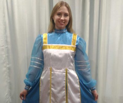В кузбасской колонии запустили производство театральных костюмов