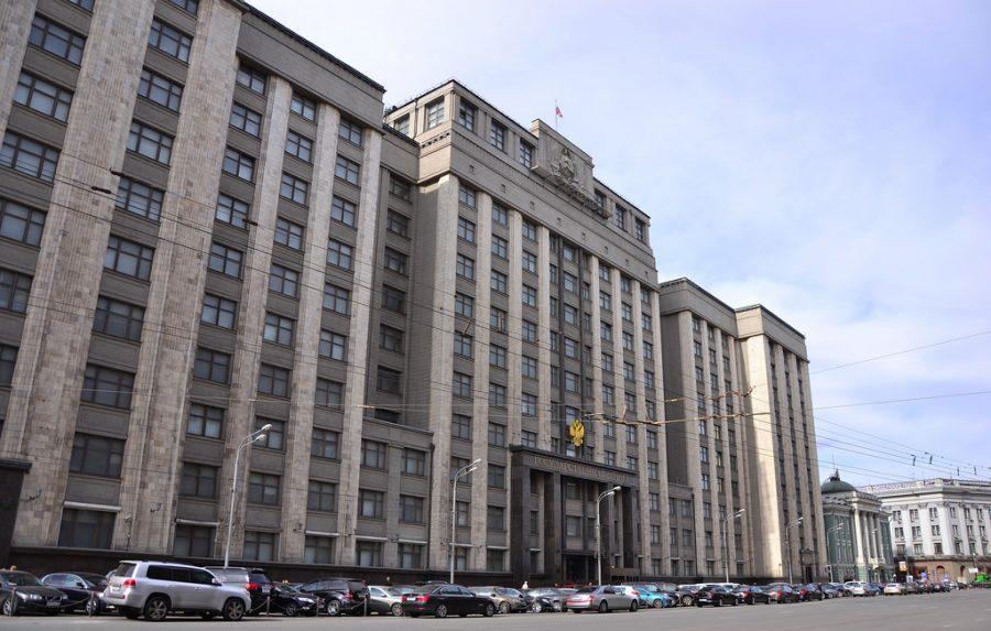 ГД предложат маркировать отечественные продукты знаком «Сделано в России»