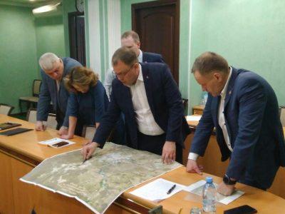 Рабочая группа определит варианты расположения дороги в обход Кемерова
