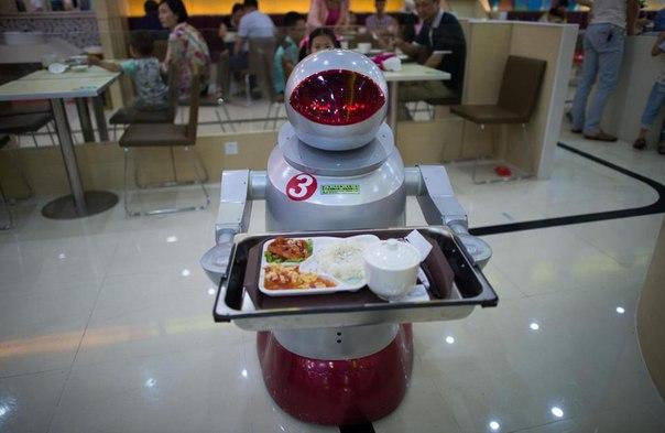 Сони иученые изсоедененных штатов разработают робота-кулинара