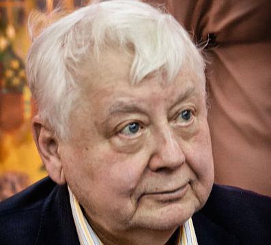 Олега Табакова посмертно наградили за вклад в кинематограф