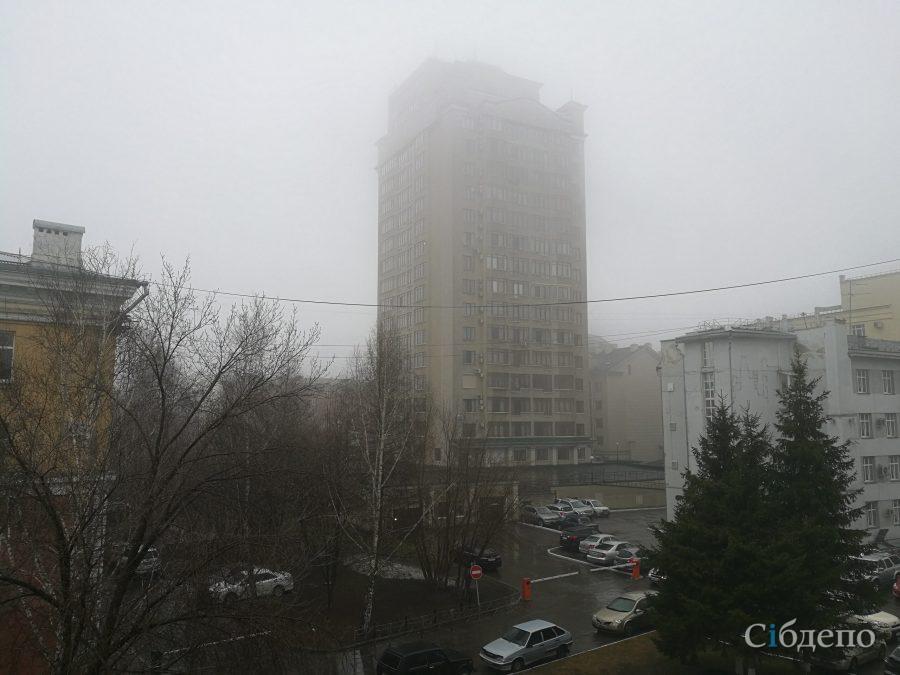 Два летевших из Москвы самолёта не смогли приземлиться в Кемерове из-за тумана