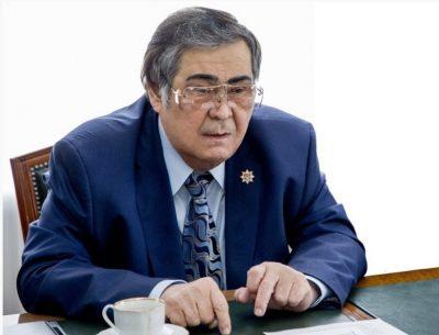 Власти рассказали о льготах, которые получит Аман Тулеев после отставки