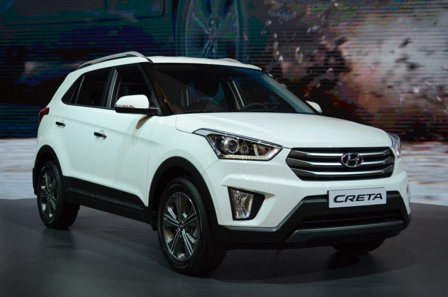 Cоставлен топ-10 самых продаваемых автомобилей сегмента SUV в России Во главеа оказался кроссовер Hyundai Creta