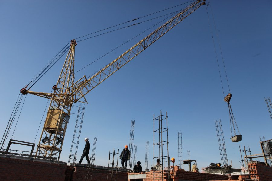 Названы города и районы, лидирующие по темпам ввода жилья в Кузбассе
