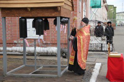 В колонии Кемерова осуждённых начали учить на звонарей