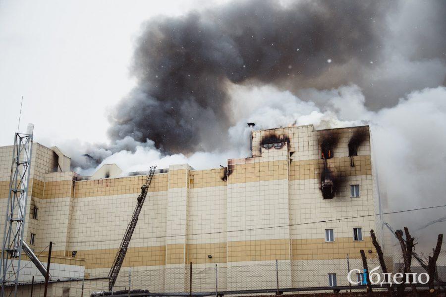Вполовине проверенных торговых центров отыскали  нарушения пожбезопасности