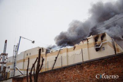 Бастрыкин: дело о пожаре в «Зимней вишне» будут расследовать несколько месяцев