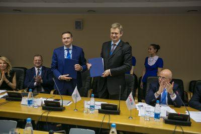 Владимир Рашевский провёл заседание координационного совета отделений РСПП в СФО