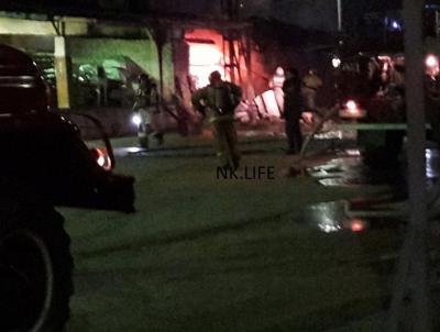 Администрация Новокузнецка: работу хлебозавода после пожара временно приостановили