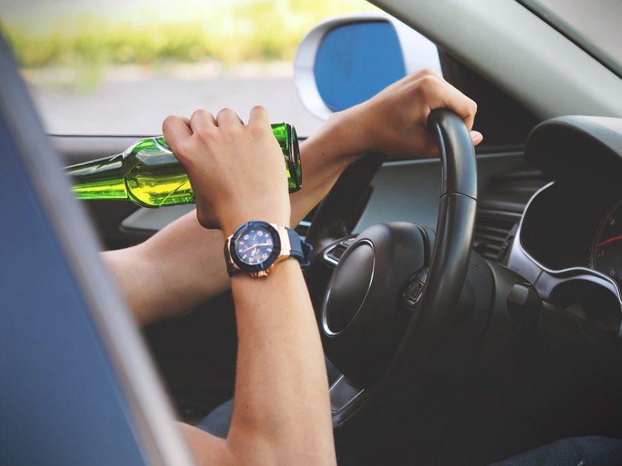 Названы города Кузбасса, где водители чаще всего повторно садятся за руль пьяными